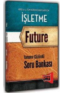 KPSS A Tamamı Çözümlü İşletme Soru Bankası Future 2015