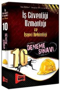 İş Güvenliği Uzmanlığı ve İş Yeri Hekimliği 10 Deneme 2105