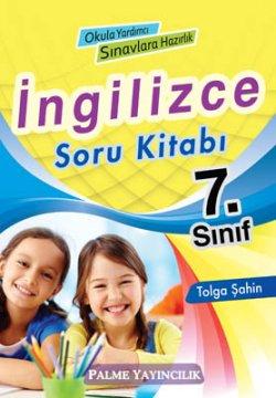 7.Sınıf İngilizce Soru Kitabı