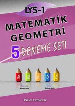 LYS-1 Matematik-Geometri 5 Deneme Seti