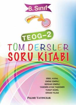 TEOG 2 Tüm Dersler Soru Kitabı