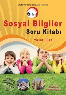 6.Sınıf Sosyal Bilgiler Soru Kitabı