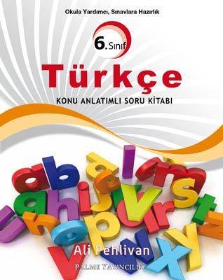 6.Sınıf Türkçe Konu Anlatımlı Soru