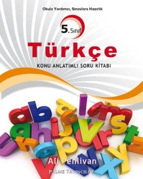 5.Sınıf Türkçe Konu Anlatımlı Soru