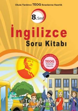 İngilizce 8.Sınıf Soru Kitabı