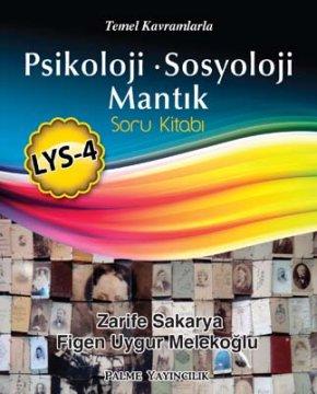 LYS-4 Psikoloji - Sosyoloji Mantık Soru Kitabı