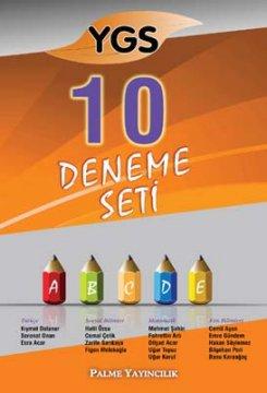 YGS 10 Deneme Seti