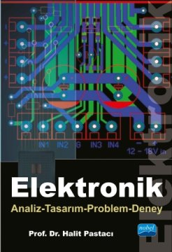 Elektronik Analiz - Tasarım - Problem - Deney