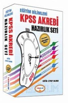 KPSS AKREBİ Eğitim Bilimleri Hazırlık Seti 2015