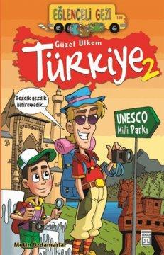Eğlenceli Gezi Güzel Ülkem Türkiye 2