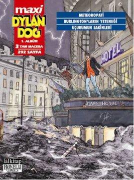 Dylan Dog Maxi Albüm 1