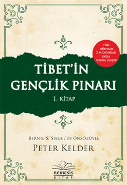 Tibet'in Gençlik Pınarı 1. Kitap