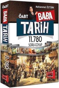 ÖABT Baba Tarih 11.780 Soru - Cevap 2015