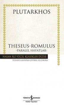 Theseus-Romulus - Paralel Hayatlar Ciltli