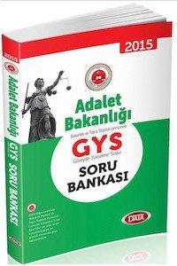 GYS Adalet Bakanlığı Soru Bankası 2015