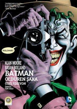 Batman - Öldüren Şaka ( Özel Edisyon )