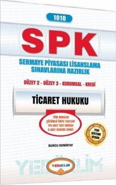 SPK 1010 Ticaret Hukuku Yediiklim