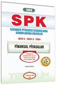 SPK 1006 Finansal Piyasalar