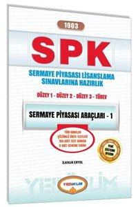 SPK 1003 Sermaye Piyasası Araçları - 1