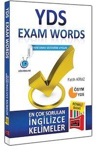 YDS Exam Words En Çok Sorulan İngilizce Kelimeler 2015