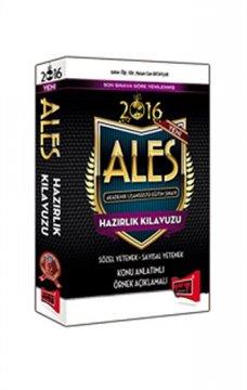 ALES Cep Kitabı 2016