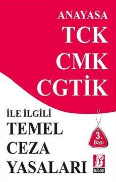 Anayasa TCK CMK CGTİK - Cep Boy