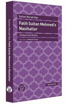 Fatih Sultan Mehmed'e Nasihatler