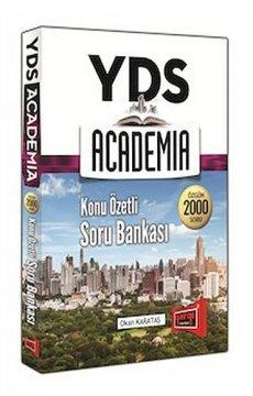 YDS Academia Konu Özetli Soru Bankası 2015