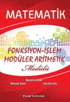 Matematik Fonksiyon - İşlem Modüler Aritmetik Modülü