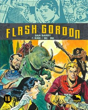Flash Gordon | Cilt 16  1961-1962