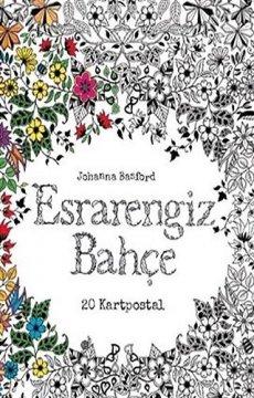 Esrarengiz Bahçe  | 20 Kartpostal