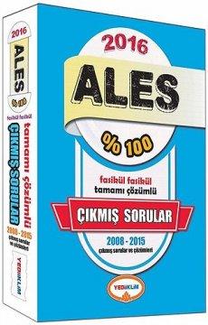 ALES 2016 (2008-2015 İlkbahar Dönemi Dahil) Tamamı Çözümlü Çıkmış Sorular ve Çözümleri
