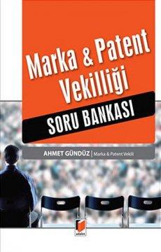 Marka - Patent Vekilliği Soru Bankası