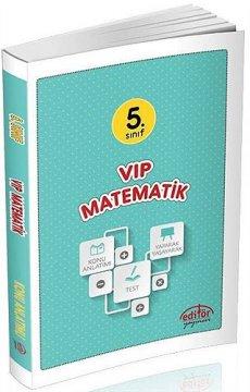 5. Sınıf VIP Matematik Konu Anlatımlı 2015