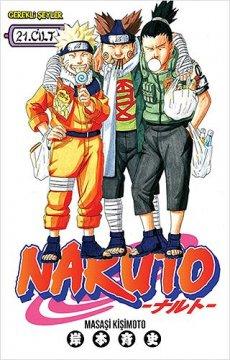 Naruto 21. Cilt