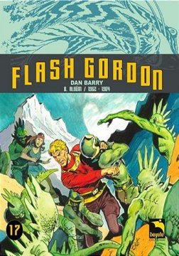 Flash Gordon Cilt 17 | 1962 - 1964