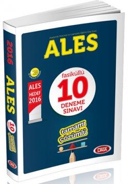 2016 Ales Fasiküllü 10 Deneme Sınavı