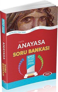KPSS Anayasa Soru Bankası 2016