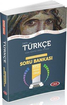 2016 KPSS Türkçe Çözümlü Soru Bankası