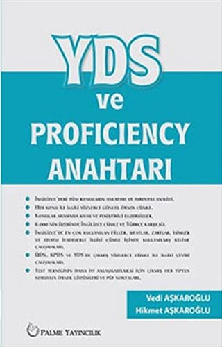 YDS ve Profıcıency Anahtarı