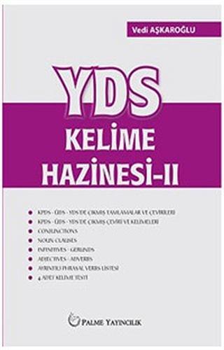 YDS Kelime Hazinesi - II