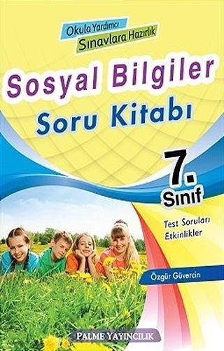 7.Sınıf Sosyal Bilgiler Soru Kitabı
