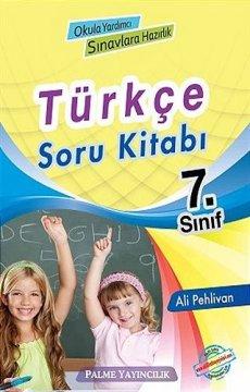 7.Sınıf Türkçe Soru Kitabı