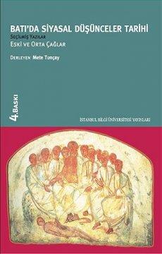 Batıda Siyasal Düşünce Tarihi I | Eski ve Orta Çağlar