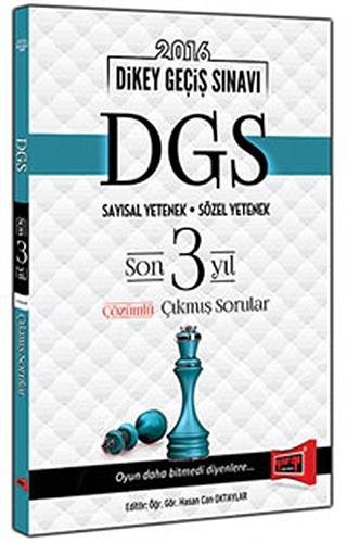 DGS Son 3 Yıl Çözümlü Çıkmış Sorular 2016