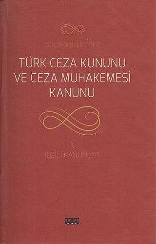 Türk Ceza Kununu ve Ceza Muhakemesi Kanunu | Cep Boy