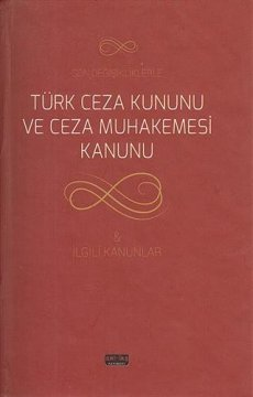Türk Ceza Kununu ve Ceza Muhakemesi Kanunu   Cep Boy