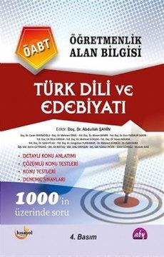 ÖABT Öğretmenlik Alan Bilgisi | Türk Dili ve Edebiyatı