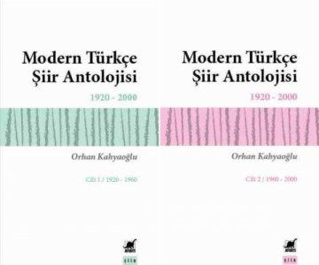 Modern Türkçe Şiir Antolojisi | 2 Kitap Takım