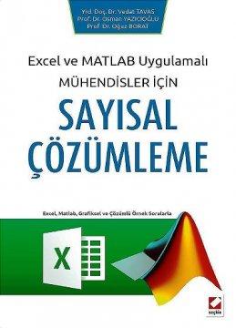 Mühendisler İçin Sayısal Çözümleme |  Excel ve Matlab Uygulamalı